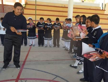 Tradición oral y escrita conserva las culturas y promueve el desarrollo de las niñas y niños en la escuela1