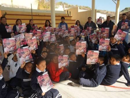 Tradición oral y escrita conserva las culturas y promueve el desarrollo de las niñas y niños en la escuela2