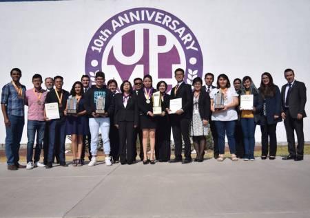 UPMH obtiene 12 medallas en el XI Encuentro Nacional de Interpolitécnicas con sede en Aguascalientes 2019