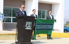UTec realiza Ceremonia de Abanderamiento a los estudiantes que participarán en Encuentro Deportivo y Cultural de Universidades Tecnológicas 1