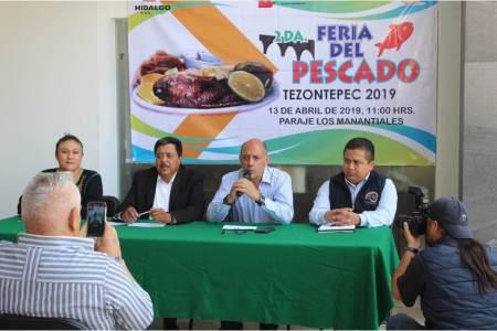 Ya viene la Feria del Pescado y del Pulque en Tezontepec de Aldama