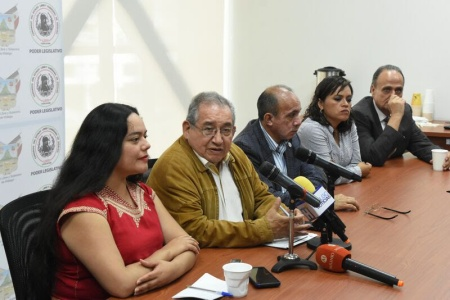 Atenderán diputados observaciones de Gobierno del Estado y SCJN a reformas a Ley de la Familia