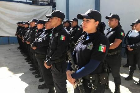 Atiende más de 30 reportes al día personal de Seguridad Pública Y Tránsito Municipal en Santiago Tulantepec.jpg