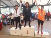 Atletas de deporte especial cosechan 14 medallas en justa nacional4