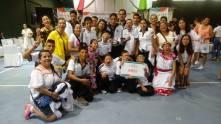 Atletas de deporte especial cosechan 14 medallas en justa nacional6