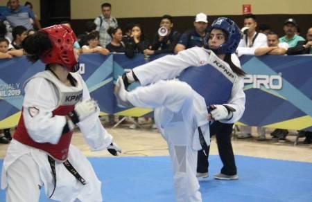 Atletas se quedan cerca del podio en Chihuahua