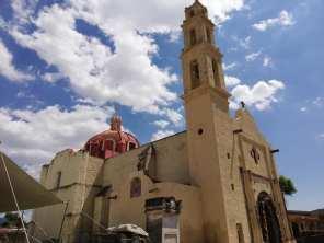 Autoridades y vecinos restauran histórica capilla de San Gabriel Azteca, Zempoala