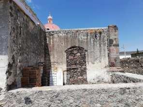 Autoridades y vecinos restauran histórica capilla de San Gabriel Azteca, Zempoala9