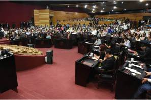Avala LXIV Legislatura minuta constitucional en materia de paridad de Género