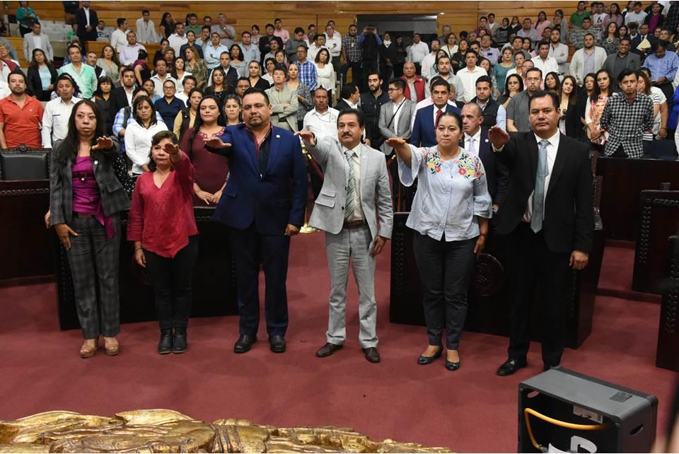 Avala LXIV Legislatura minuta constitucional en materia de paridad de Género2