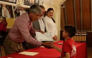 Ayuntamiento de Tizayuca reconoce a niñas y niños ganadores en concurso nacional de cálculo mental2