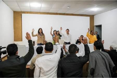 Busca Mineral de la Reforma abonar a la transparencia con la creación de comités de obras públicas; turnan iniciativa a comisiones