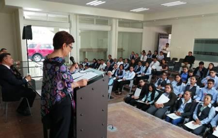Calidad en el servicio, prioridad en el Poder Judicial de Hidalgo 1