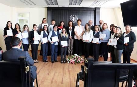 Calidad en el servicio, prioridad en el Poder Judicial de Hidalgo 2