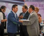 Celebra Raúl Camacho a maestros de nivel Medio Superior2