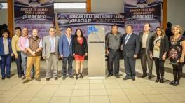 Celebra Raúl Camacho a maestros de nivel Medio Superior5
