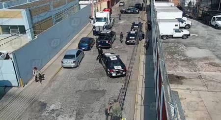 Con videovigilancia y labor policial, dos detenidos tras presunto robo de tractocamión1
