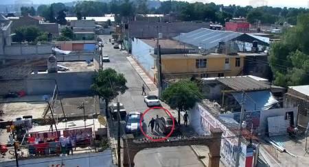 Con videovigilancia y labor policial, dos detenidos tras presunto robo de tractocamión2