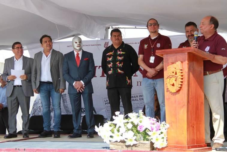 Cumple IPN 83 años de creación y 7 en Hidalgo