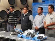 Desarrollo Social de Tolcayuca, realiza la segunda entrega del programa de tinacos y cisternas3