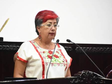 Diputada Corina Martínez exhorta a la Presidencia de Pachuca regularizar elecciones para delegados.jpg