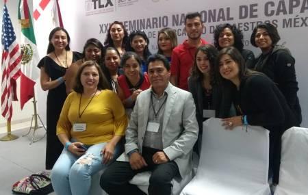 Doce maestros hidalguenses participarán en el programa de intercambio de maestros México 2