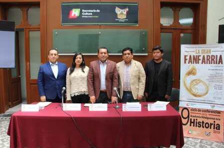 """""""La gran fanfarria"""" nueva propuesta de música clásica en Hidalgo"""