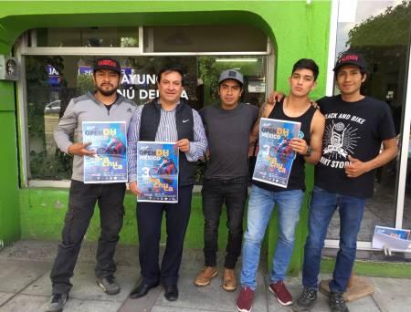 El Zumate será sede de la Tercera Fecha del Open DH México