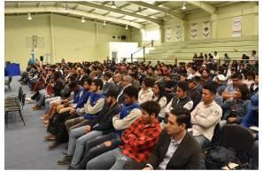 En el ITP inaugura titular de SEPH Olimpiada de Conocimientos en Materia de Ingeniería Civil