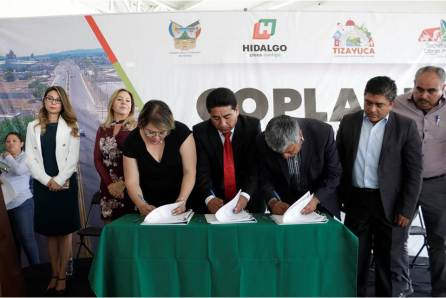 En sesión de COPLADEM, Tizayuca prioriza 153 obras para 2019-2