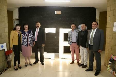 En UAEH, 5to Congreso Nacional de Estudiantes de Comercio Exterior.jpg