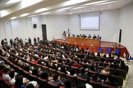 En UAEH, 5to Congreso Nacional de Estudiantes de Comercio Exterior2
