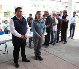 Entregan más de 3 mil árboles frutales en Mineral de la Reforma 1
