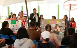Escuela Primaria Héroes de Tizayuca sede de Encuentro por la Convivencia y Seguridad Escolar2