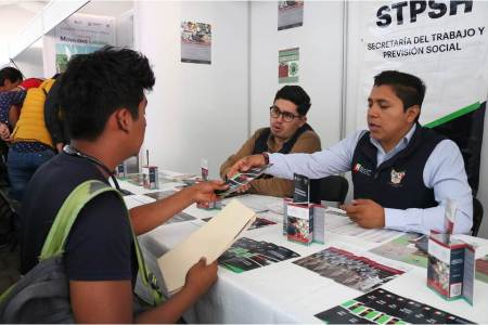 Feria de Empleo en Tepeapulco ofrece más de 800 plazas