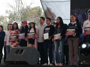 Festival del estudiante en Zempoala12