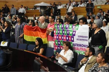 Garantiza LXIV Legislatura la legalidad del matrimonio igualitario en Hidalgo4