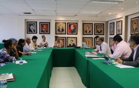 Gobierno de Hidalgo se reúne con agrupaciones de personas desaparecidas2