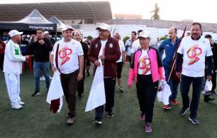 Hidalgo sede foránea con mayor participación en la carrera IPN ONCE K 2019-1