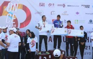 Hidalgo sede foránea con mayor participación en la carrera IPN ONCE K 2019-4
