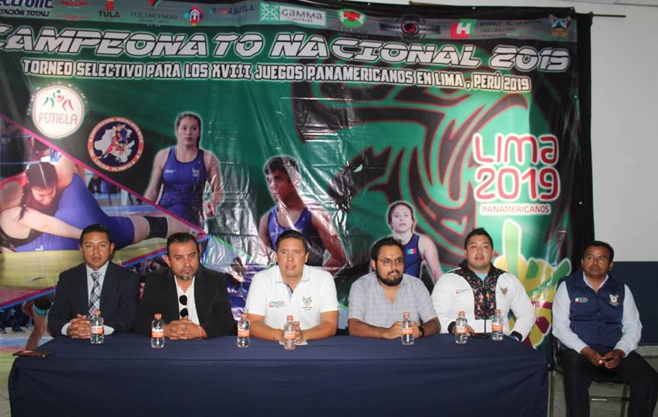 Hidalgo será sede del Campeonato Nacional de Luchas Asociadas