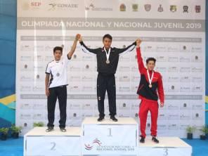 Hidalguenses obtienen medallas en el Sistema Nacional de Competencias1