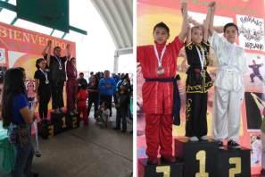 Hidalguenses suman 28 podios en clasificatorio para Juegos Populares