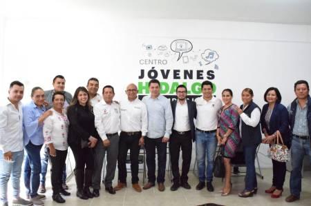"""IHJ inaugura primer """"Centro Jóvenes Hidalgo"""" en el municipio de Zempoala.jpg"""