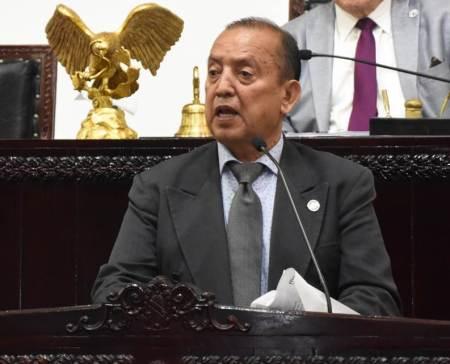 Imperativo, incrementar penas por tala ilegal en Hidalgo, diputado José Luis Muñoz Soto
