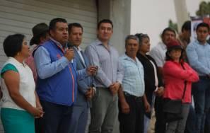 Inaugura Mineral de la Reforma pavimentación de concreto en Pachuquilla y Portezuelo 1