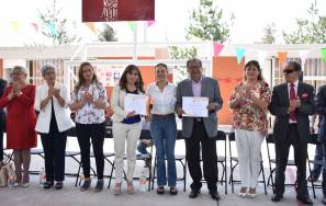 Inaugura SEPH infraestructura educativa en El Arenal2