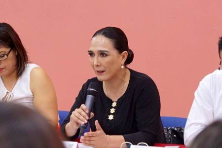 Indispensable atender la violencia política contra las mujeres por razones de género, Erika Rodríguez