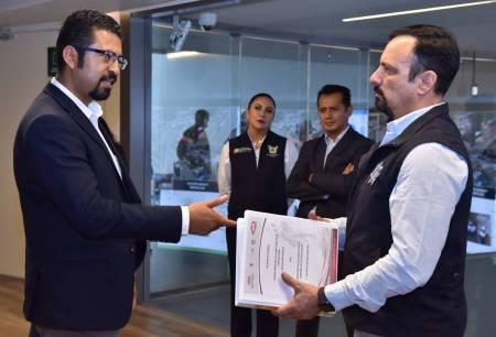 Invitan a empresarios de la construcción para sumar videovigilancia al C5i de Hidalgo1