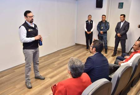 Invitan a empresarios de la construcción para sumar videovigilancia al C5i de Hidalgo2